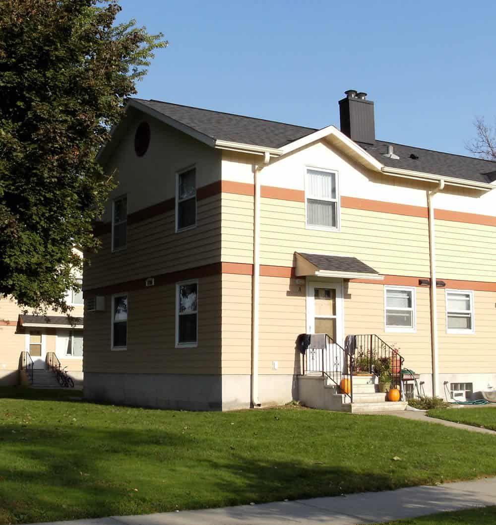 Low Income Housing List Maplewood Town Homes 1780 W 7th